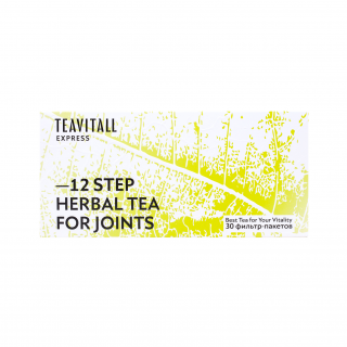 TeaVitall Express Step 12, 30 фильтр-пакетов